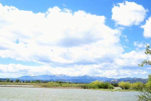 lake mountains colorado state wildlife sanjuan area pastorius durangocolorado