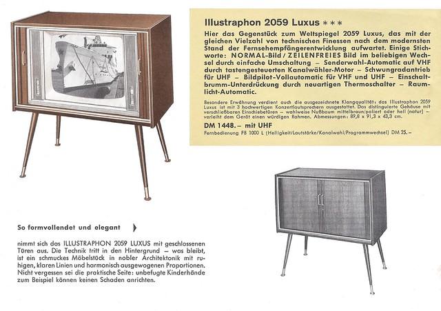 SCHAUB-LORENZ TV Fernseher Dealer Brochure (W-Germany 1961)_6