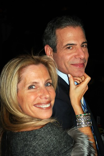 Nina Taselaar & brother Rick Stengel Gala 08 | by Moving Families Forward
