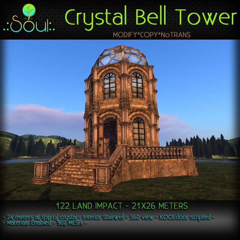 2014 Crystal BellTower
