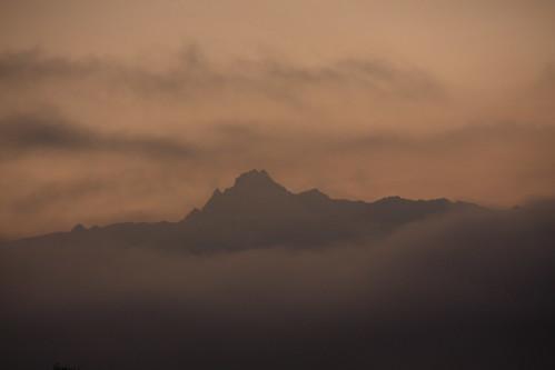 fog sunrise canon kenya ken sigma ke mtkenya aberdarenationalpark 18250mm treetopshotel