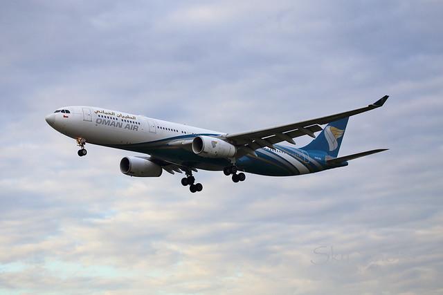 A4O-DD, Airbus A330-343