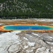 Grand Prismatic Spring (Excelsior Group, Midway Geyser Basin, Yellowstone Hotspot Volcano, nw Wyoming, USA)