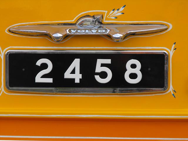 SKR 801G (2458), Bedford SB, Debono Body @ Showbus 2014 (3)