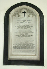 died on his first voyage to India and is buried at Colaba, Bombay