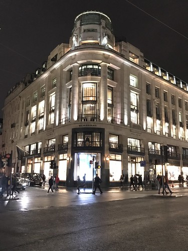 Burberry Flagship Store | by davidmalc
