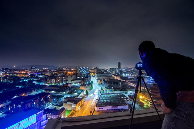 Velocity Tower, Sheffield - Oct. '16