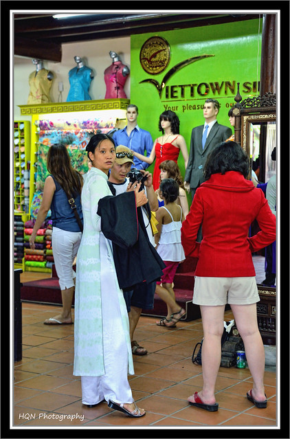 Hoi An tailor shop