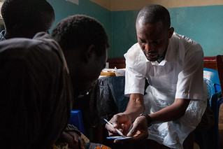 Improving Timely Linkage to Lifesaving Treatment | by USAID_IMAGES