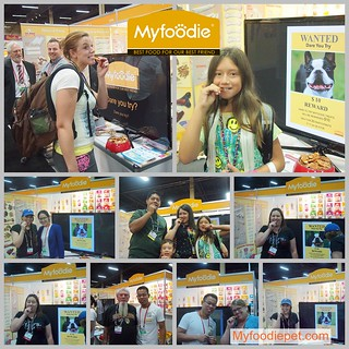 Myfoodie Shines at National Show for Pet Retailers: SuperZoo 2014 | by Emma Wilson2009