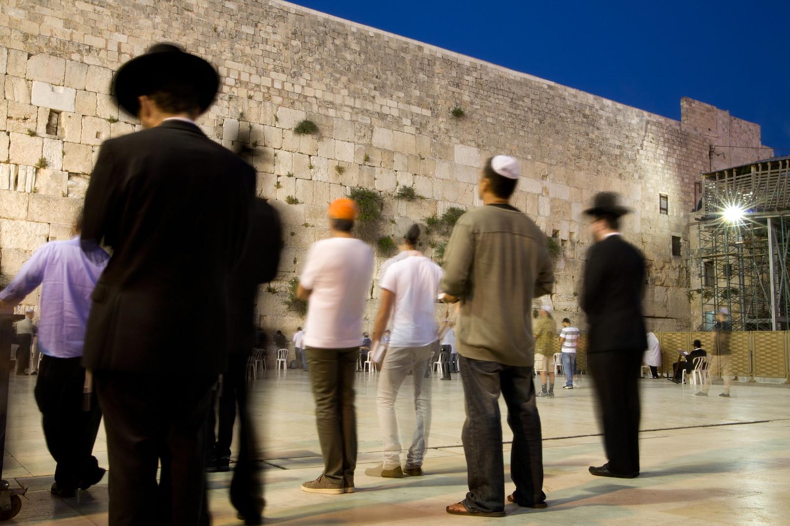 Jerusalem_Western Wall_7_Noam Chen_IMOT