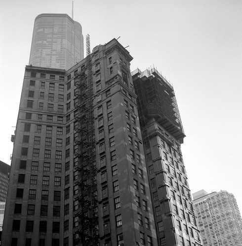 """Image titled """"Building, Chicago."""""""