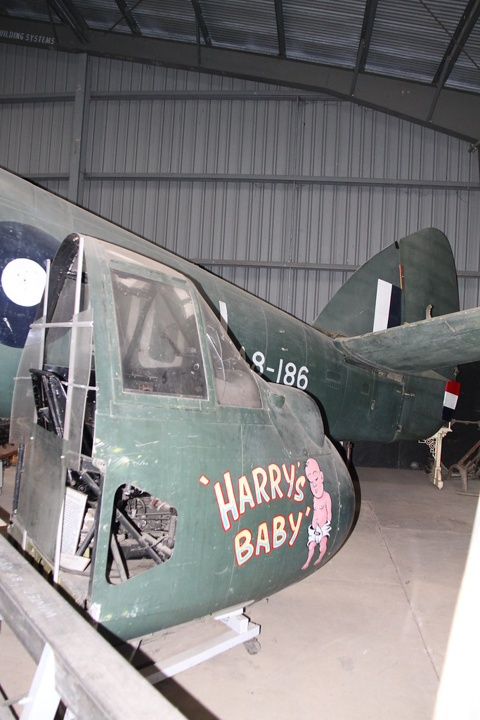 A8 386 DAP Beaufighter nose