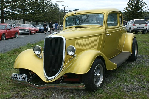 1934 Ford Coupe.
