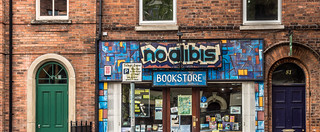 NO ALIBIS BOOKSTORE IN BELFAST Ref-755 | by infomatique