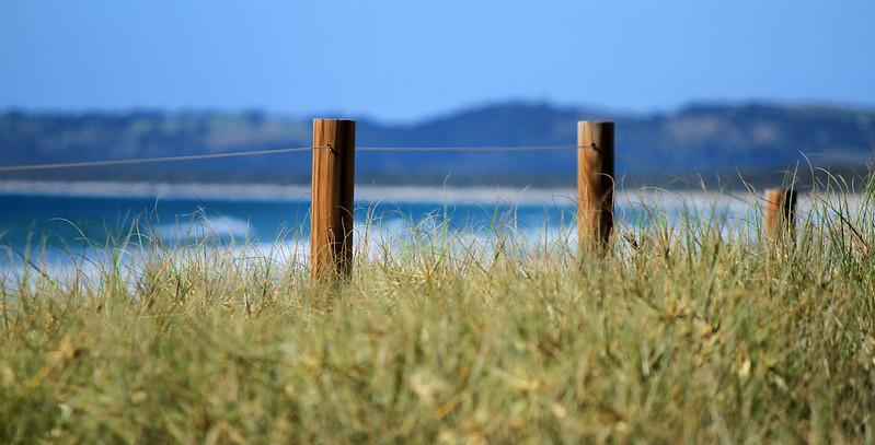Brunswick Heads looking towards Byron Bay