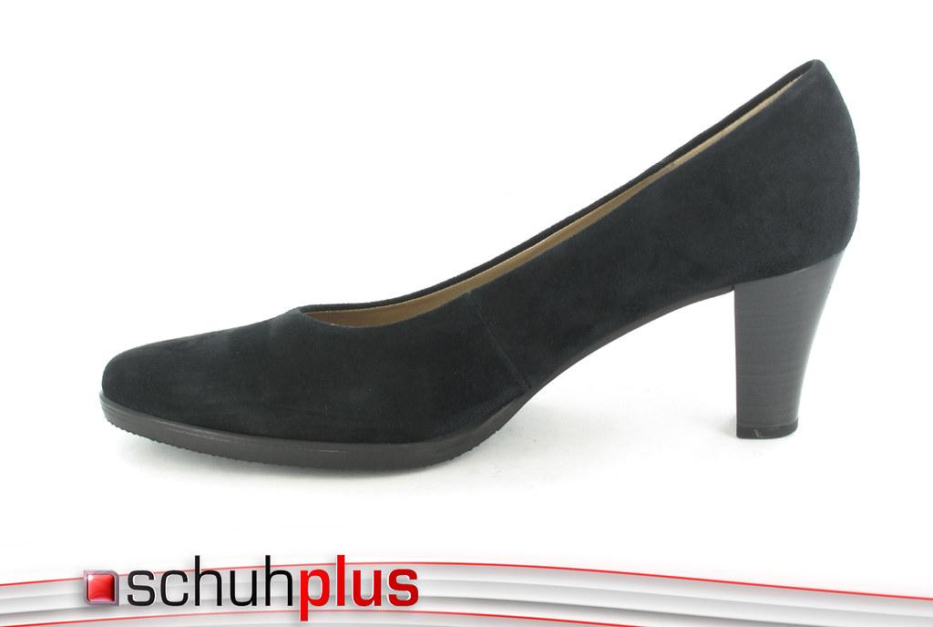 finest selection 88d71 73eb4 schuhplus Gabor Schuhe in Übergrößen große Damenschuhe Pum ...