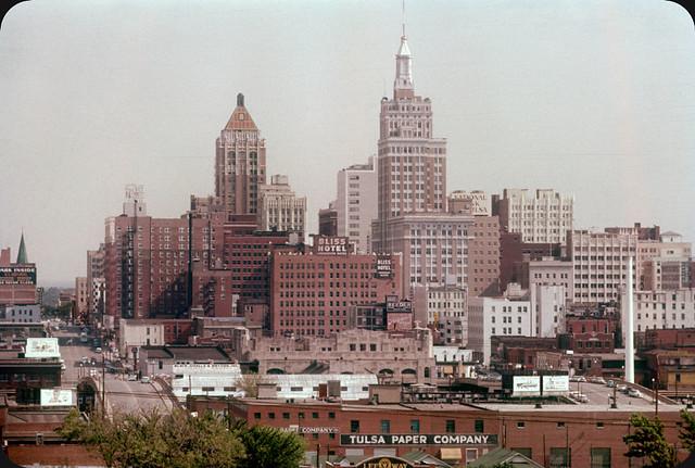 Tulsa, OK – 1956