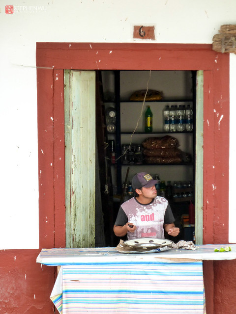 San Sebastian Vendor