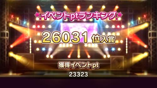 26031位入賞
