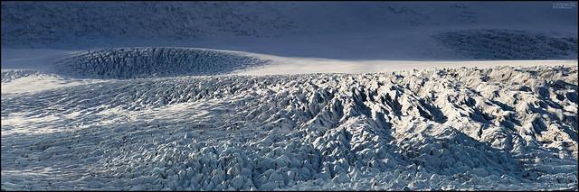Jokulsarlon glacier..