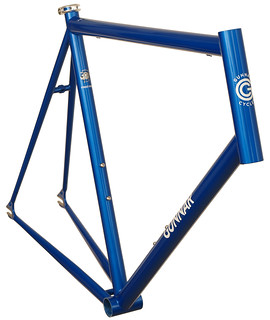Gunnar Street Dog in Gunnar Blue w/Bullseye Decals | by Gunnar Cycles