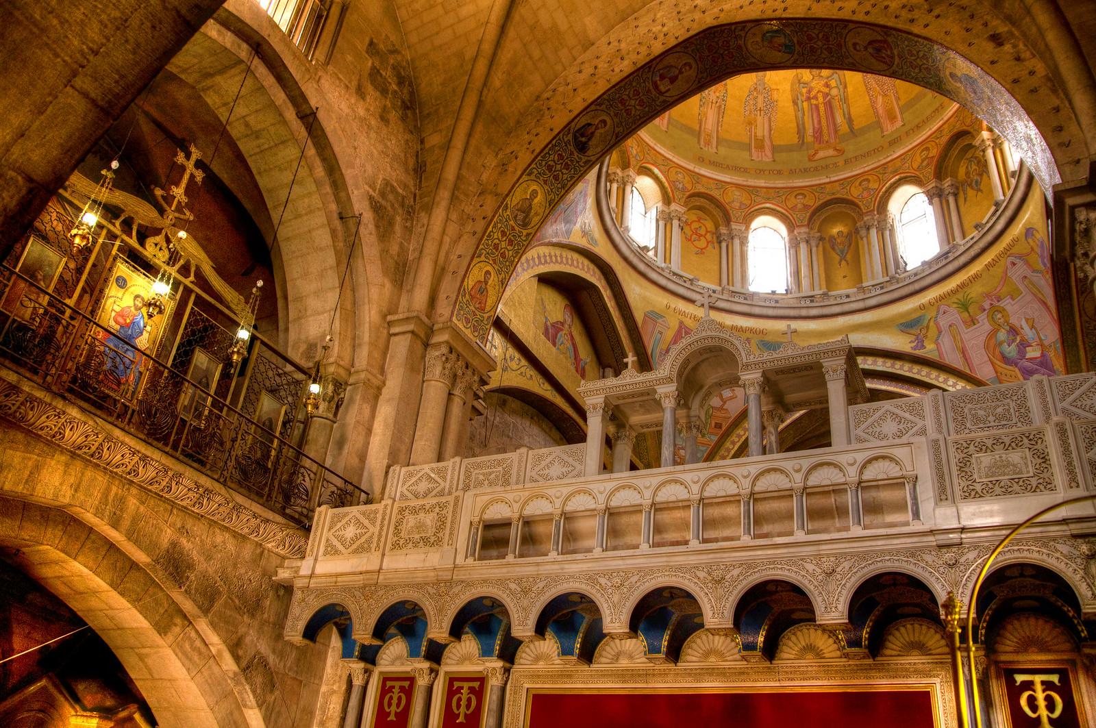 Jerusalem_Holy Sepulcher_15_Noam Chen_IMOT