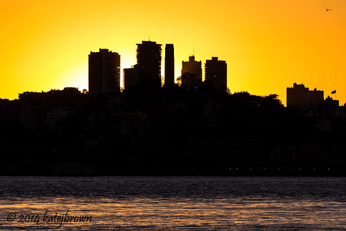 nightphotography sunset cityscape treasureisland financialdistrict katejbrown