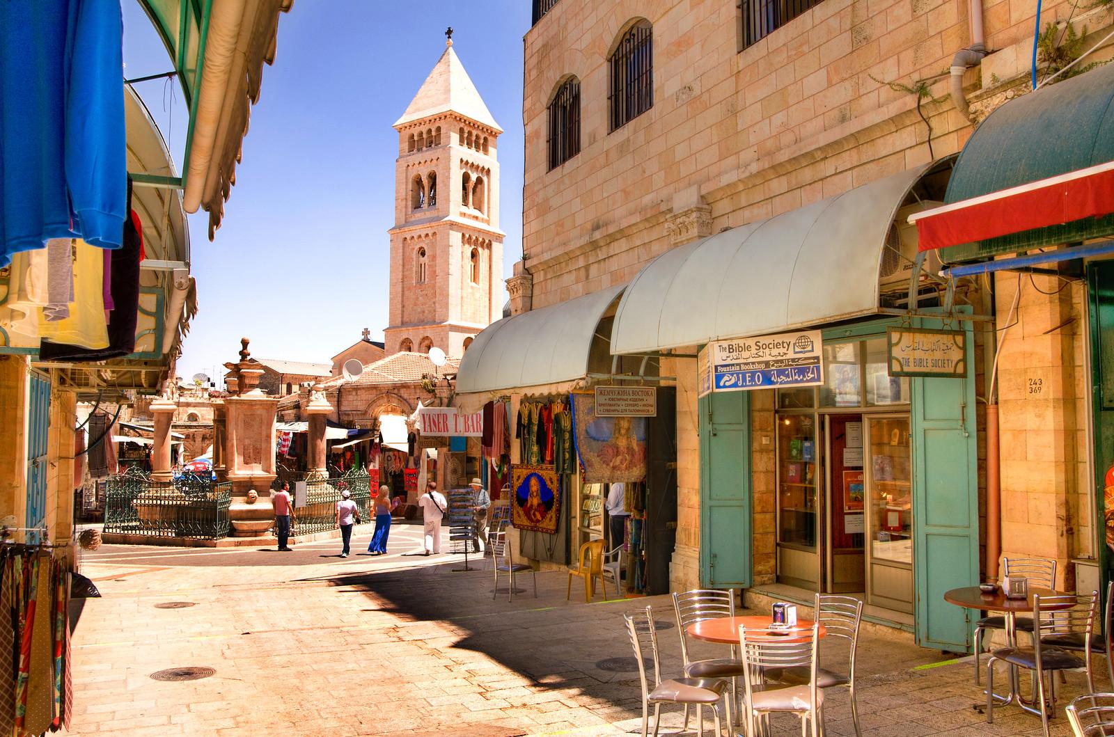 Jerusalem_The Redeemer Church_1_Noam Chen_ IMOT