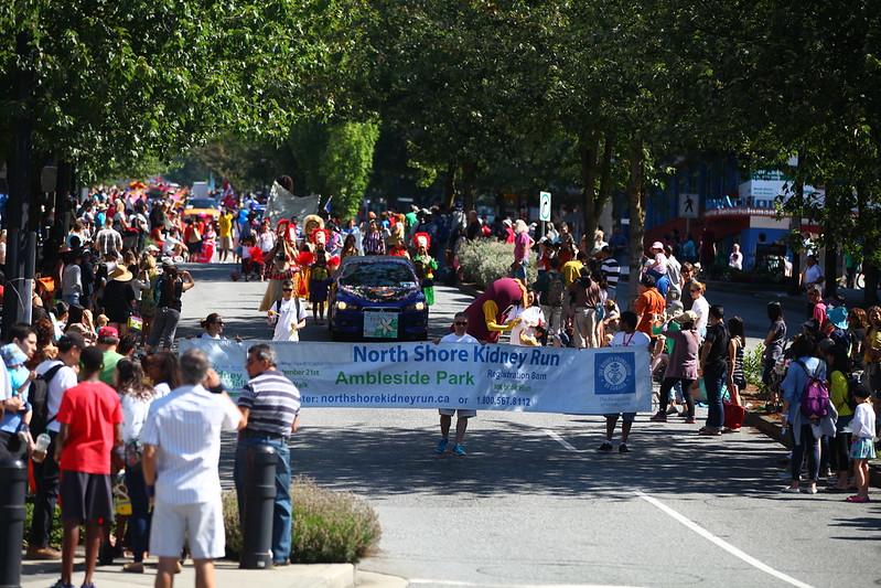Multicultural Street Parade @ Caribbean Days Festival 2014