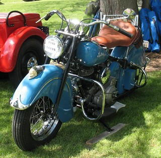 1948 Indian Motorcycle | by ilgunmkr - Mourning The Loss Of My Wife Of 52 Year