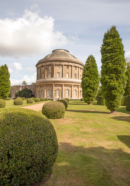 Ickworth House, UK