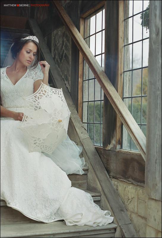 Mamiya RZ Wedding Photography