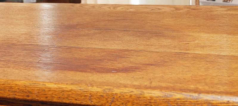 CH0072 Antique Oak Secretary DSC01376