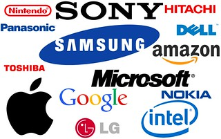 Largest Consumer Electronics Companies   by daniel_iversen