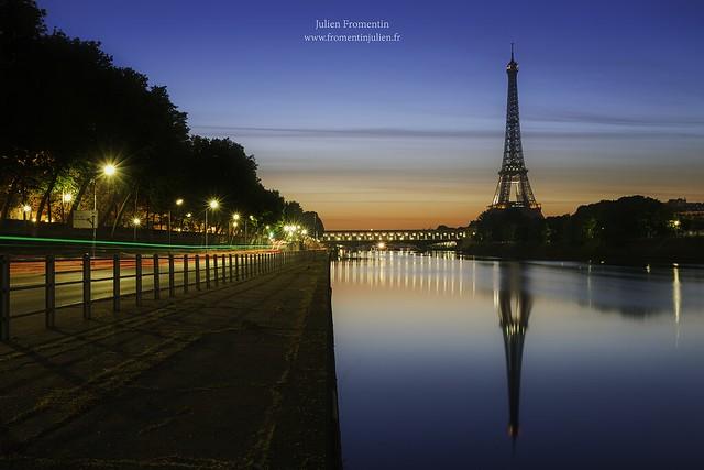 Bir-Hakeim Tour Eiffel, Paris