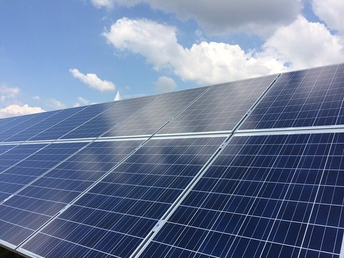 Photovoltaic panels 1 | by mischi006