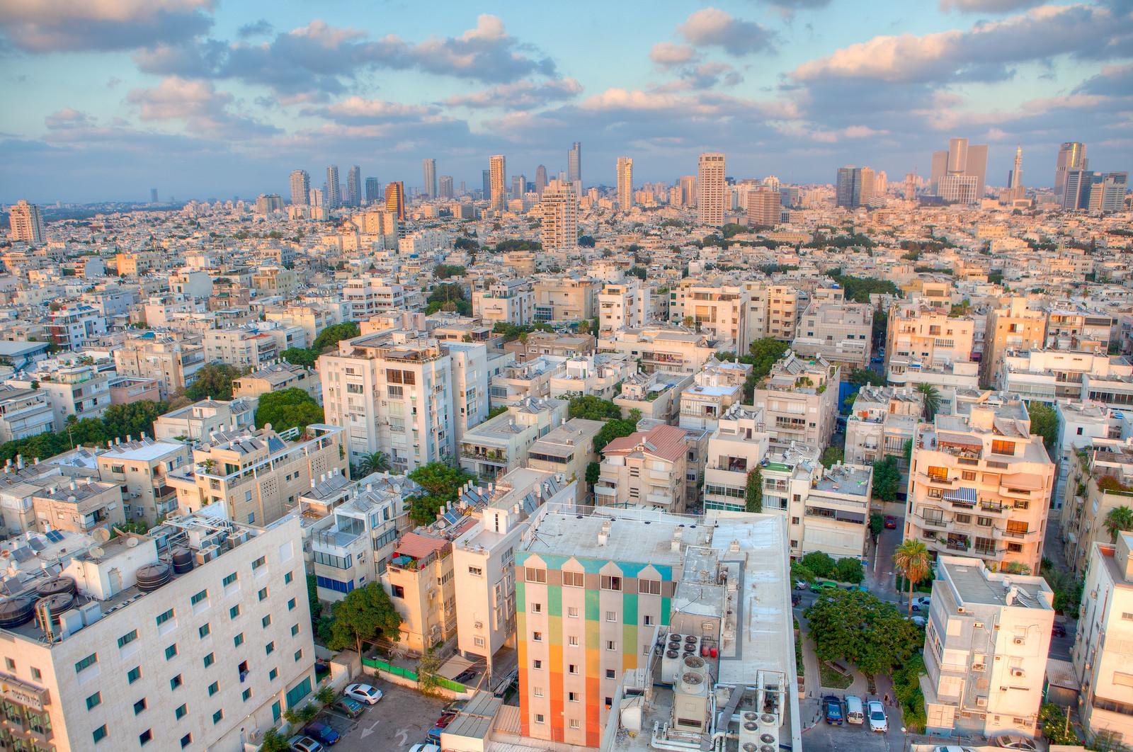 Panorama Tel Aviv day _ Dana Friedlander_IMOT
