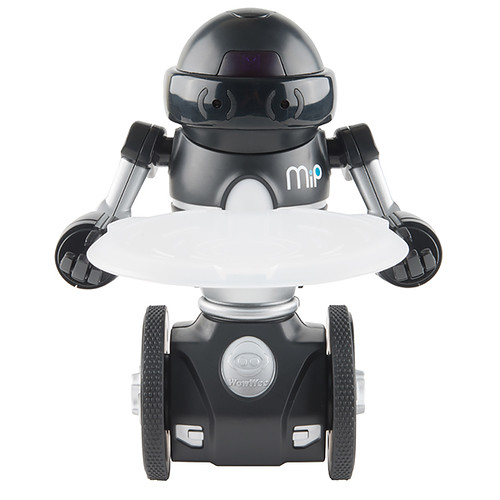 MiP Robotic Platform - Black/Silver | by SparkFunElectronics