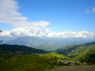Nepalese Mountains
