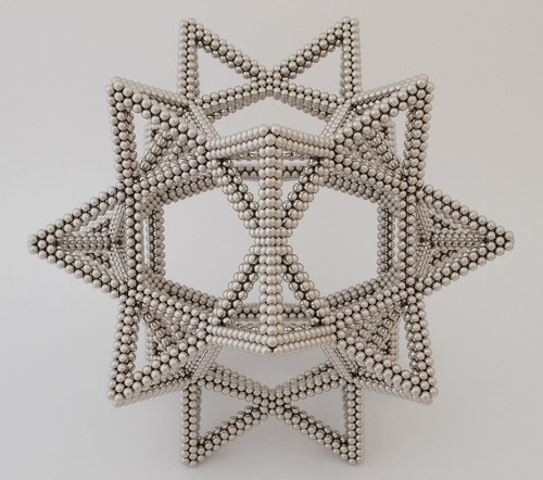Stellated Icosidodecahedron
