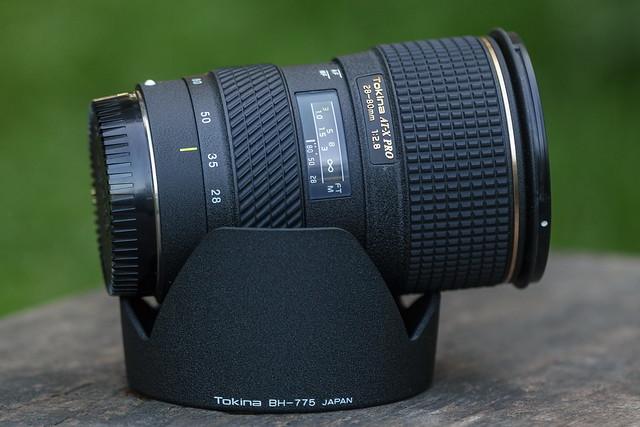 Tokina 28~80mm ƒ/2.8 AT-X Pro 280AF SD Aspherical