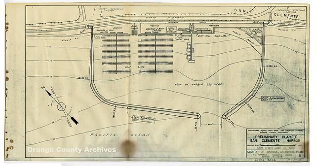 San Clemente Harbor, Plan D