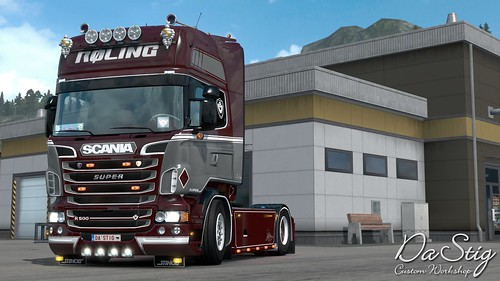 Scania R500 - Roling Transport | by DaStig