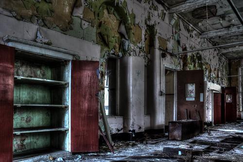 Whittingham Asylum - Dormitory | by DugieUK