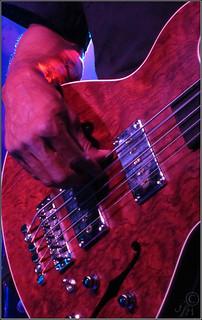 Norwood hand & Warwick bass
