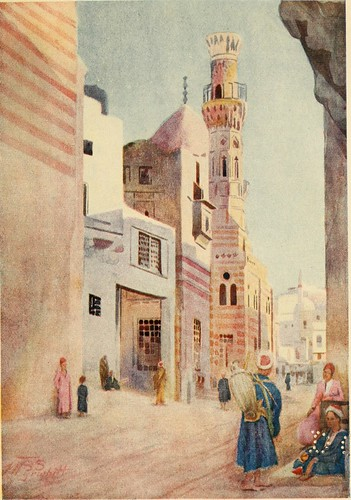 "Image from page 154 of ""Cairo, Jerusalem, and Damascus:"" (1912) 