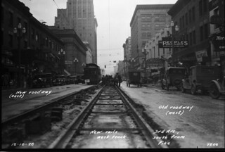 Third and Pike, 1928