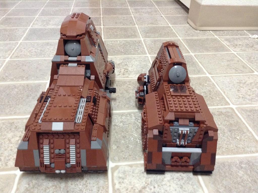 MTT - 7662 vs 75058 | The back of both have characteristics