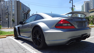 Mercedes-Benz SL 65 AMG Black Series | by Justin Young Photography